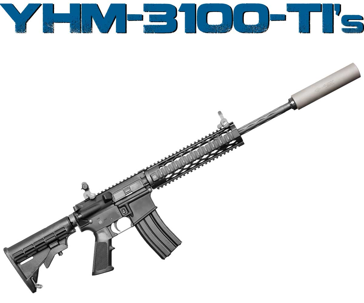 YHM-3100-Ti