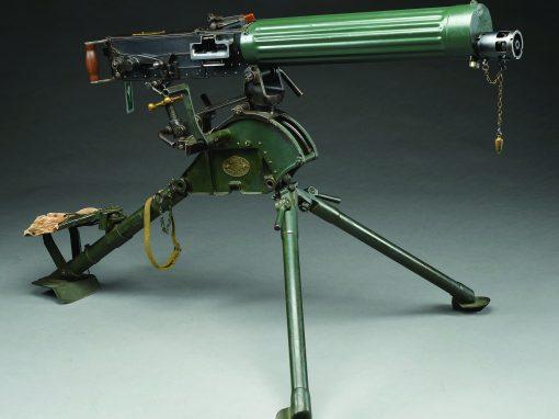 British Vickers Model 1912, .303